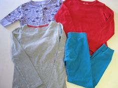 Girl Clothes Size 10-12  4 Pc Lot Gap Arizona Shirts Pants CLEARANCE SALE #Arizona