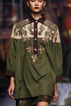 Antonio Marras Fashion Show Ready to Wear Collection Spring Summer 2016 in Milan
