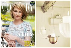 home-lust.com features in Irish interiors and home decor magazines Country Magazine, Irish Design, Interiors Magazine, Beauty Women, Lust, Magazines, Home Decor, Journals, Decoration Home