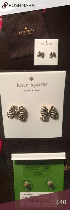 NWT Kate Spade Earrings NWT Kate Spade Earrings kate spade Jewelry Earrings