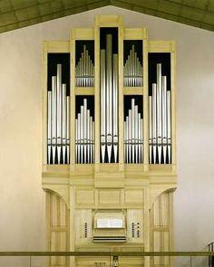 Waldkircher Orgelbau - Orgel Katholische Pfarrgemeinde St. Theresia Maintal-Bischofsheim