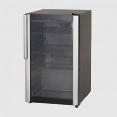 Vestfrost 125 Ltr Single Glass Door Back Bar Bottle Fridge: M85