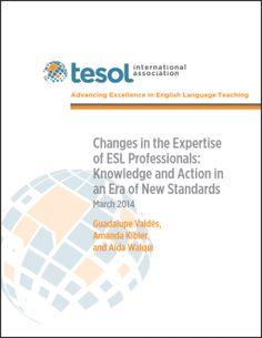 Preparation of ESL Teachers in Common Core Era, via ColorinColorado