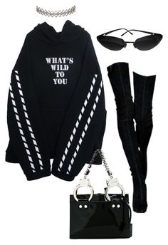 """Untitled #370"" by milly-oro ❤ liked on Polyvore featuring Moschino, Assya London and Chanel"