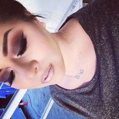 #ShareIG Honestly... My eyeshadows are a cocktail of @anastasiabeverlyhills & @maccosmetics