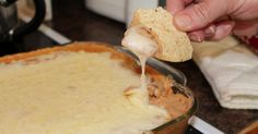 Hey everyone!     Today we're bringing your our FAVORITE party dip recipe! This is a recipe that was given to us by a co-worker and we'v...