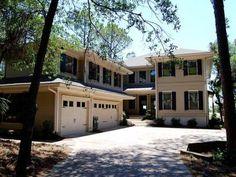 Endless Summer: 8 Bedroom Luxury Oceanfront Home, Hilton Head Island, South Carolina - LuxuryRealEstate.com™