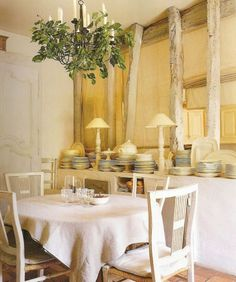 Charming And Beautiful Provence Dining Spaces | Diningroom | Pinterest |  Table And Chairs, Pranzo And Designs.