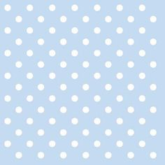 Blue Polka Dots PAPER LUNCH NAPKINS  Baby by PaperNapkinsShop