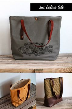 Los bolsos delicados, artesanales y únicos de Dorayaky · Handmade beautiful bags by Dorayaky