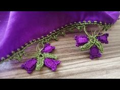 Feeling Pictures, Saree Kuchu Designs, Embroidery Jewelry, Bargello, Simple Jewelry, Baby Knitting Patterns, Diy And Crafts, Crochet Earrings, Make It Yourself