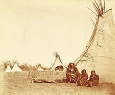 Terrequoip, known as Horse Back in English, was a Comanche chief of the Noconie band. Bleeding from his lungs confined the warrior to his camp, where William S. Soule captured this photo in 1873 at Wichita Agency near Oklahoma's Fort Sill. His sickness moved him toward peace with the whites, and he urged his people to surrender to reservation life.  – Courtesy Library of Congress –