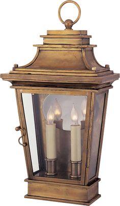 SCONCE club door lantern,