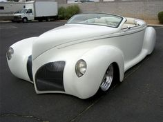 1939 Lincoln Zephir Convertible
