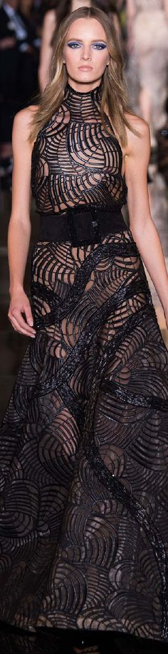 SS 2015 Couture Atelier Versace