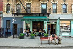 Williamsburg Street Scene, Brooklyn