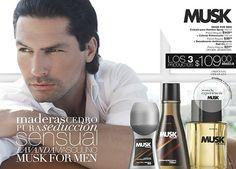 Set Musk for men ♥