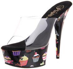 Game ON!! Cupcake Skank Shoes