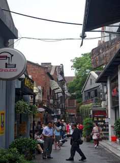 Spend a Day in Shanghai's French Concession Area - WeTravel - The payment platform for multi-day travel - user stories, guides and news Group Travel, Family Travel, Great Places To Travel, Tudor Style Homes, China Travel, Family Adventure, Yoga Retreat, Travel With Kids, Shanghai