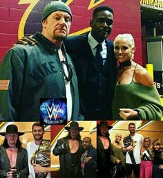 Undertaker, Michelle McCool, Cleveland Cavaliers, Dana Warrior, Daughters