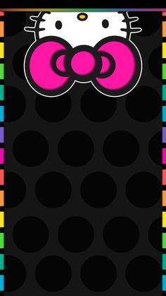 #hello kitty #candy #wallpaper #iphone #android #theme #colorful