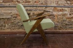"""Jose Zanine Caldas """"Z"""" line chair, 1950's"""