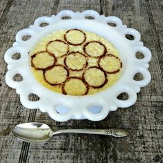 Arroz Doce Portuguese Rice Pudding