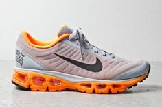newest collection 94975 64a02 Nike Air Max Tailwind+ 5 - Grey - Total Orange - SneakerNews.com. Nike Free  Run 3Women Running ShoesNike ...