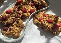 Jednoduché ovesné sušenky Krispie Treats, Rice Krispies, Cereal, Food And Drink, Cookies, Breakfast, Sweet, Fit, Desserts