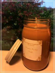 Mountain Hazelnut 16oz Candle