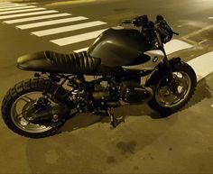 R1150 rockster Cafe racer bmw