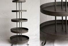 5 Tier shelf | Metal Furniture