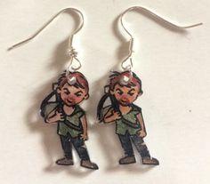 NEW Daryl Dixon earrings The Walking Dead Norman Reedus