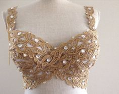 Gold Goddess 34C or in Your Size