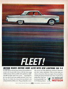 Mercury Meteor Life magazine, Oct 19, 1962 by fancydata, via Flickr