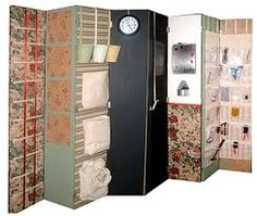 Image result for room divider/idea board