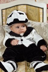 Baby Christening, Winter Collection, Baseball Hats, Jumpsuit, Chic, Boys, Fabric, Clothes, Fashion