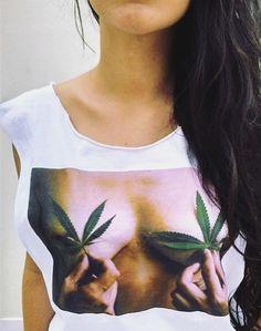Marijuana, Cannabis, Girls who Smoke!