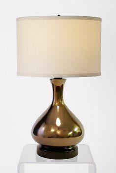 Bartlett Bronze Cordless Lamp