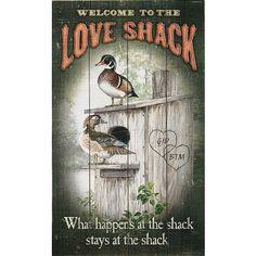 Love Shack @Diana Dobson
