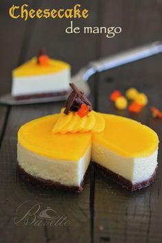 Cheesecake with Mango !!!