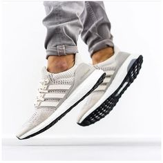 Cream or off white Adidas Ultraboost