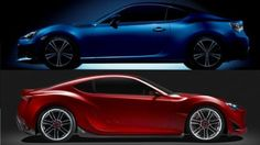 Subaru BRZ And Scion FR-S - Why These Are The Most Highly Anticipated Sports Cars Of 2012