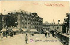 MURCIA, hotel victoria CASAS DE ZABALBURU,