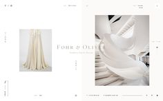 Føhr & Oliver is a fictional website design and visual identity concept for unexisting typography printing house and design boutique from Stjørdal, Norway. Personal, non-commercial project.All photos were kindly borrowed from the web. They are copyrig…