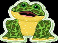 Była sobie żabka mała- piosenki dla Patryka.