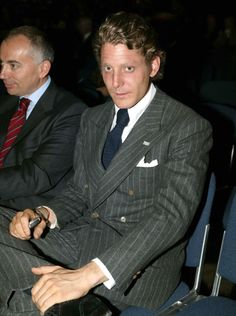 Lapo Eduard Elkann one of the most dapper blokes about the globe right now.