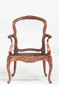 George III Mahogany Elbow Chair (Ref No. 5684) - Windsor House Antiques
