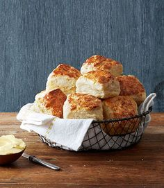 Buttermilk Biscuits -- T/O