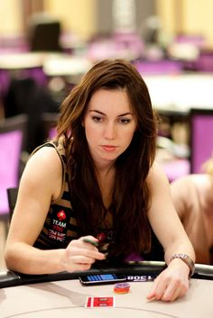 Female Poker Players | Liv Boeree